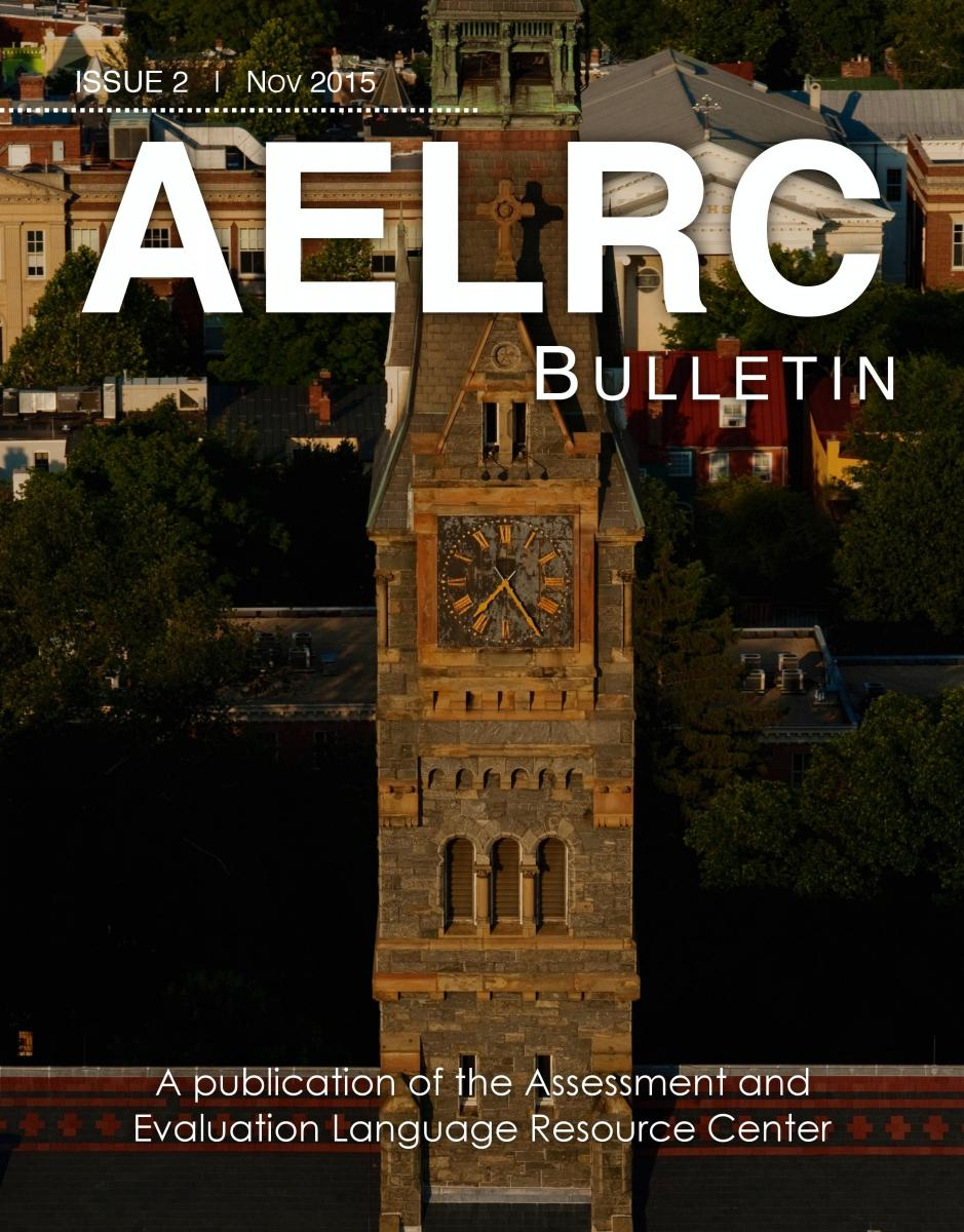 Cover of AELRC bulletin 2