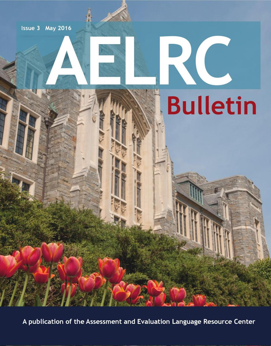 Cover of AELRC bulletin 3