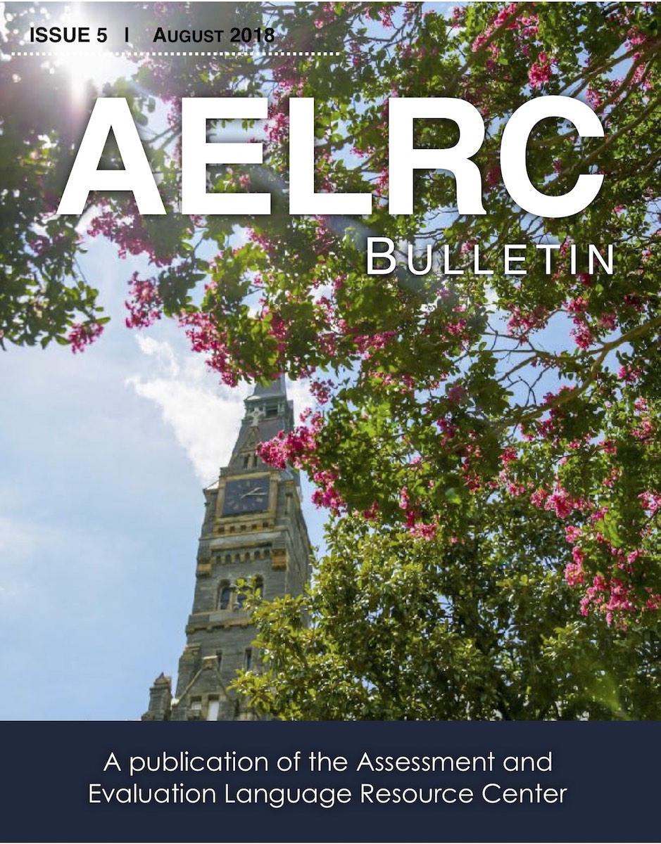 Cover of AELRC Bulletin 5