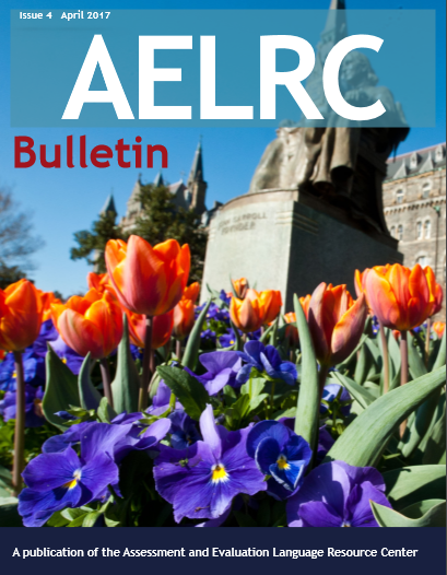 Cover of AELRC Bulletin 4