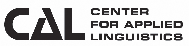 Logo for the Center for Applied Linguistics