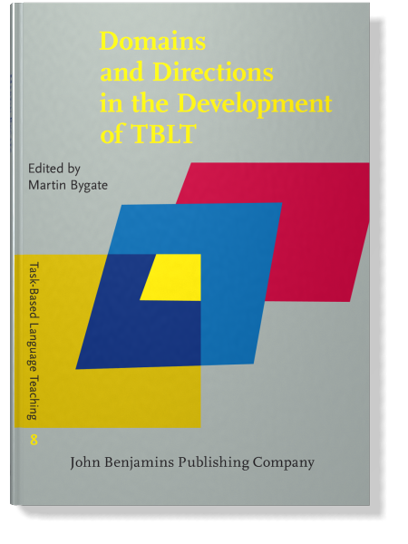 Cover of the book Domains and directions in the development of TBLT