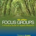 Cover of Focus Groups guide
