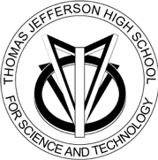 Logo of Thomas Jefferson High School