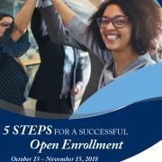 5 steps for a successful open enrollment