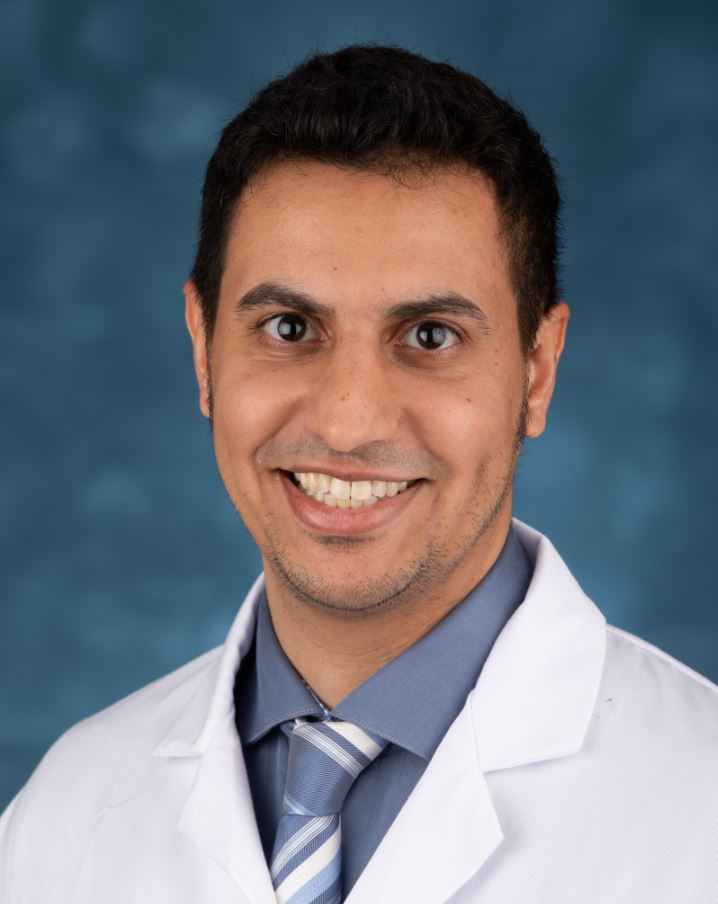 Ghassan Alzayer, PGY4