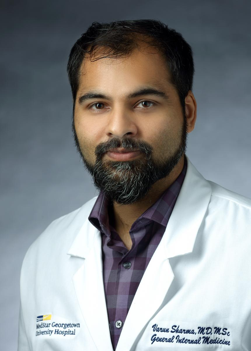 Varun Sharma, MD